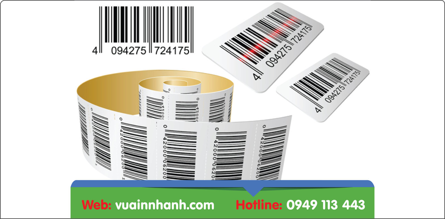 in nhanh barcode