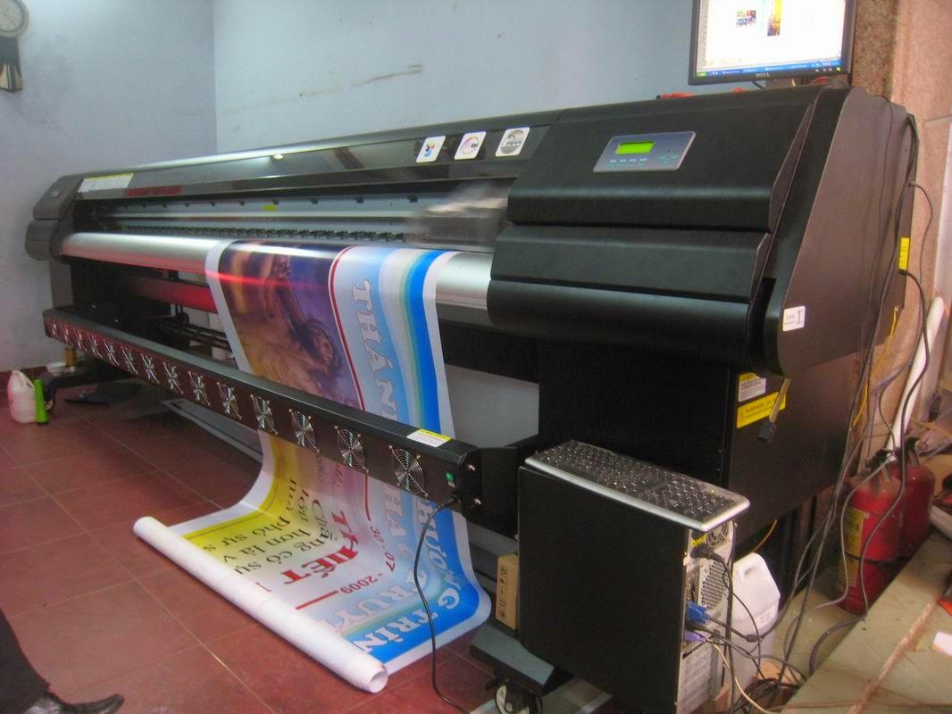 máy in kỹ thuật số
