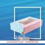 mẫu in hộp bánh kem 2020