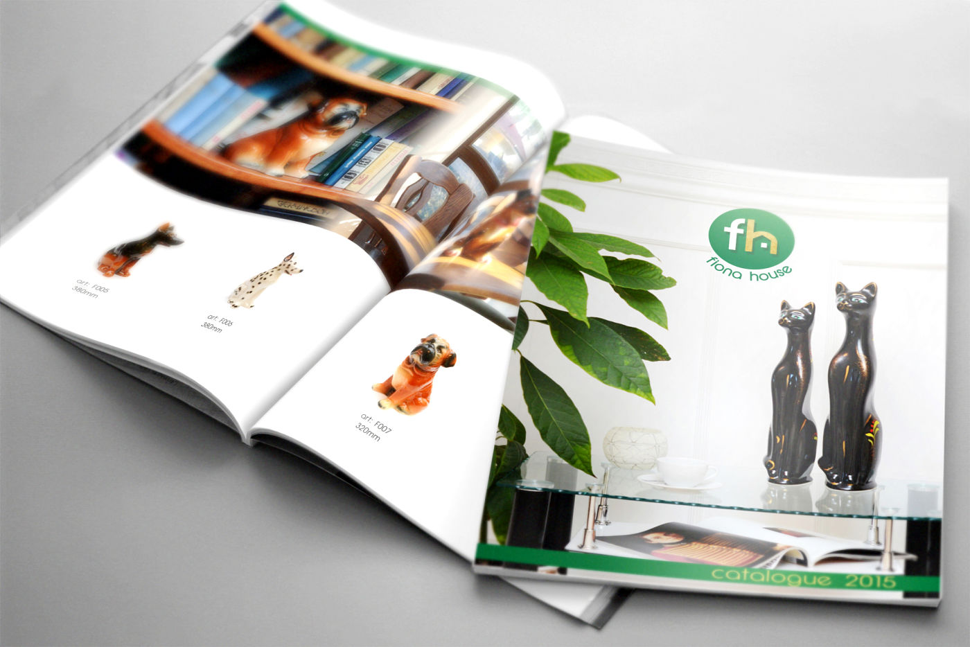 in catalogue nhanh tại tphcm