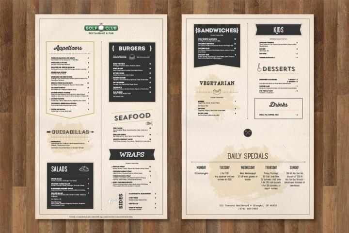 cơ sở in menu lấy liền tại tphcm