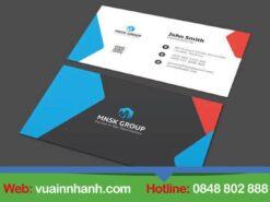 In name card lấy liền giá rẻ tại hcm