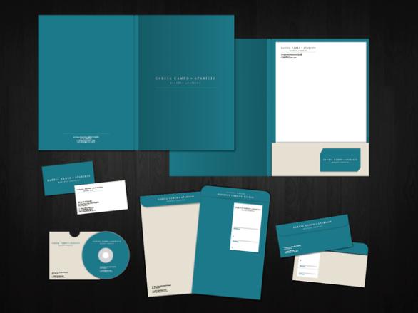 In folder có thiết kế không gian mở