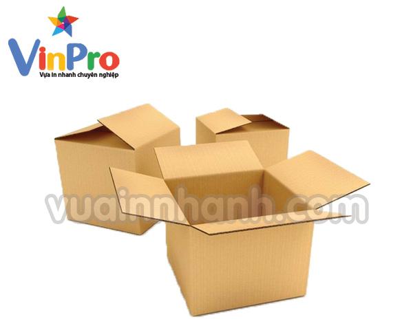 in thùng giấy carton giá rẻ