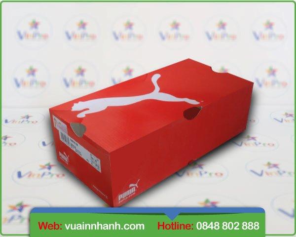 In hộp giấy đựng giày rẻ đẹp
