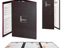 In menu bìa cứng tphcm