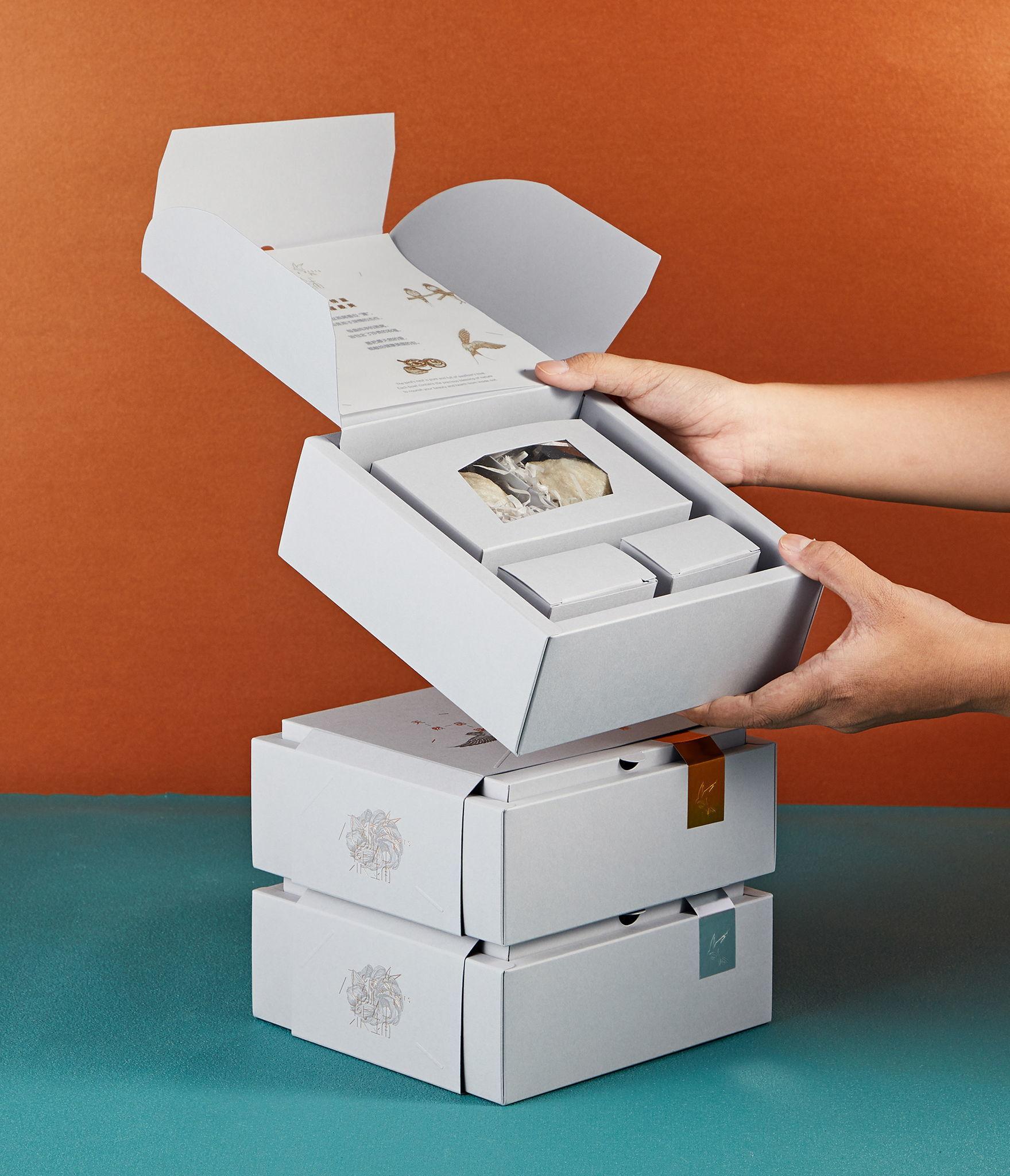 mẫu in hộp giấy giá rẻ