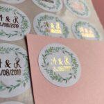 mẫu sticker dán chai lọ sản phẩm