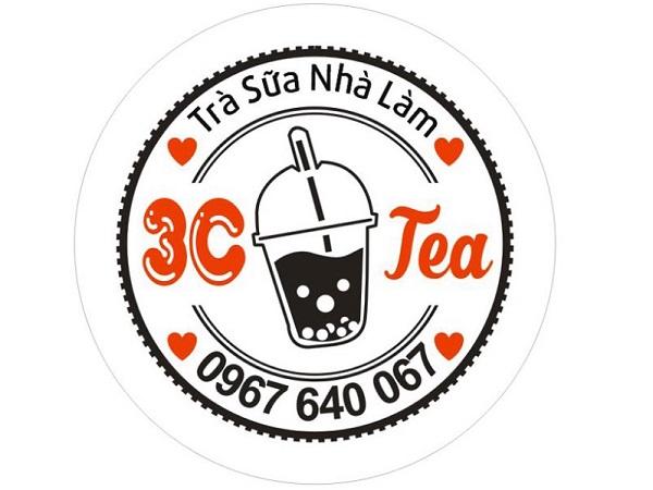 in decal dán ly trà sữa giá rẻ