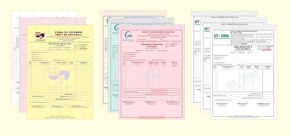 In hóa đơn 3 liên chất lượng