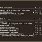 mẫu menu quán trà sữa đẹp