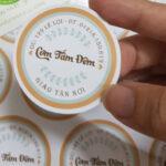 in tem giấy tròn giá rẻ đẹp