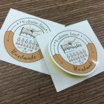 in tem giấy tròn giá rẻ giá rẻ