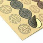 in tem giấy tròn giá rẻ chất lượng