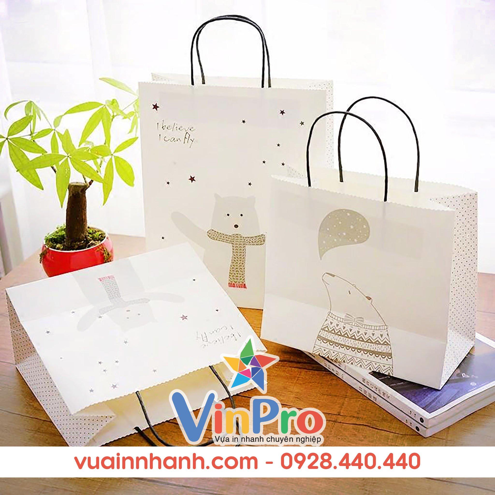 Túi xách giấy giá rẻ