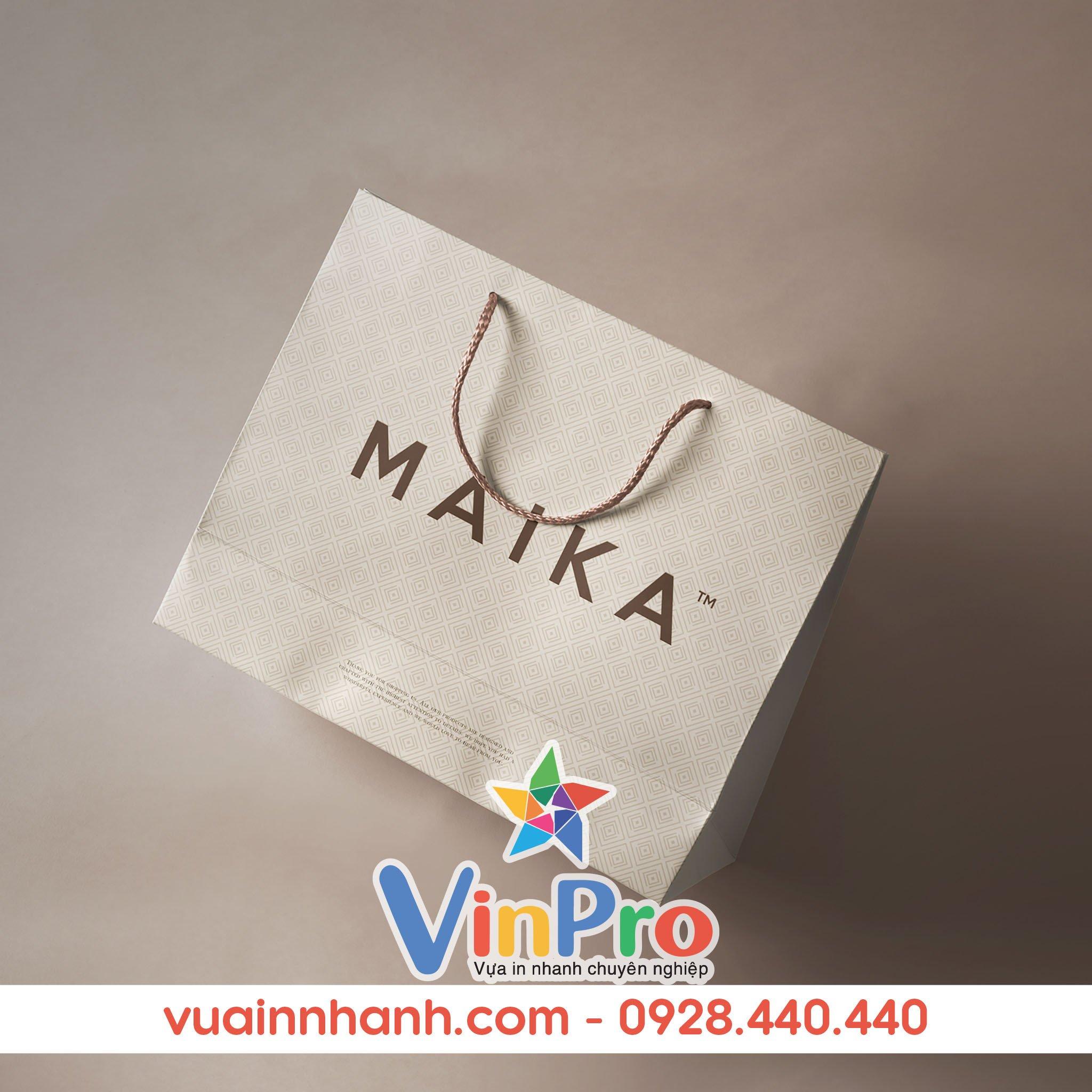 Túi xách giấy thời trang