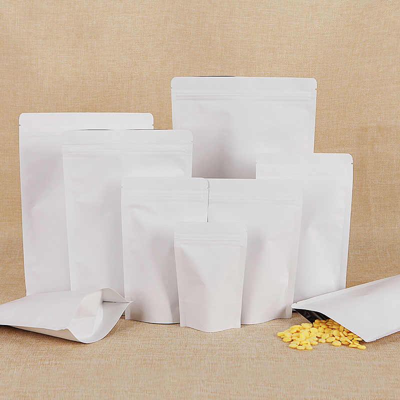 mẫu túi kraft trắng  chất lượng