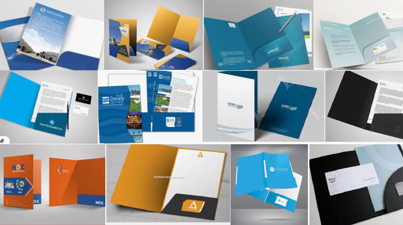 kích thước folder tại VinPro