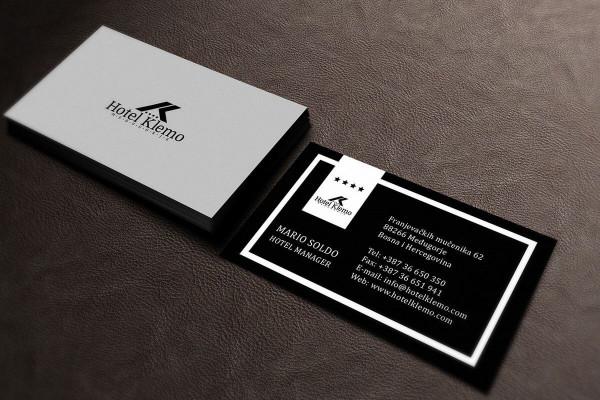 card visit đẹp