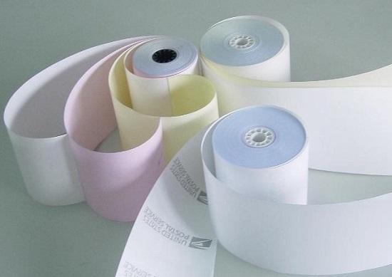 chất liệu giấy Giấy Carbonless