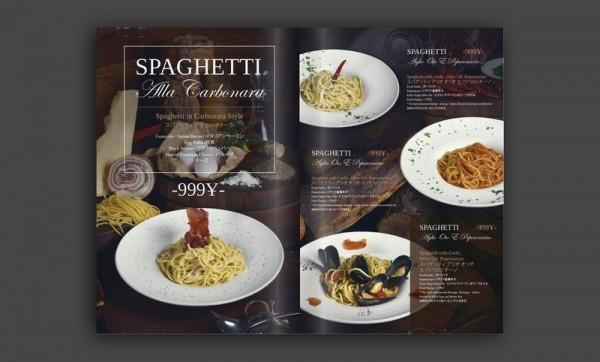 mẫu menu đẹp cho quán ăn rẻ