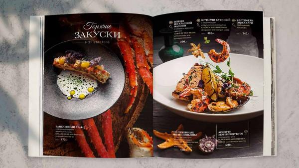 mẫu menu đẹp cho quán ăn