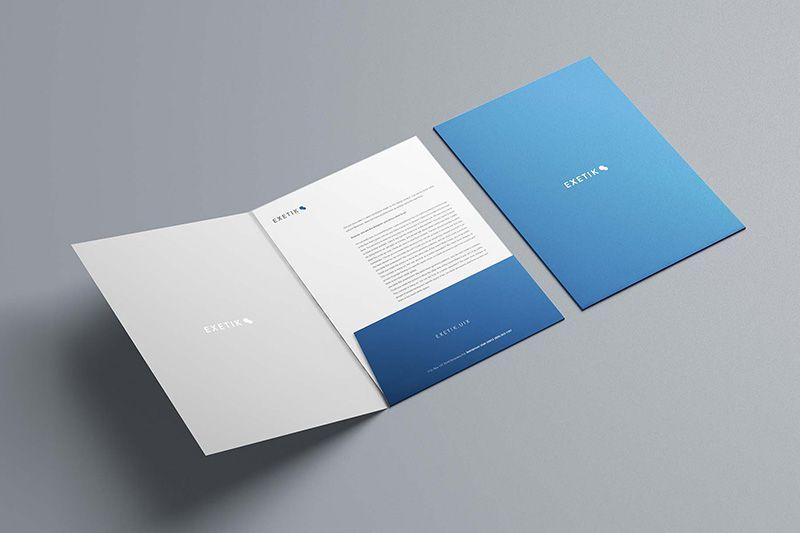 những mẫu folder đẹp mắt