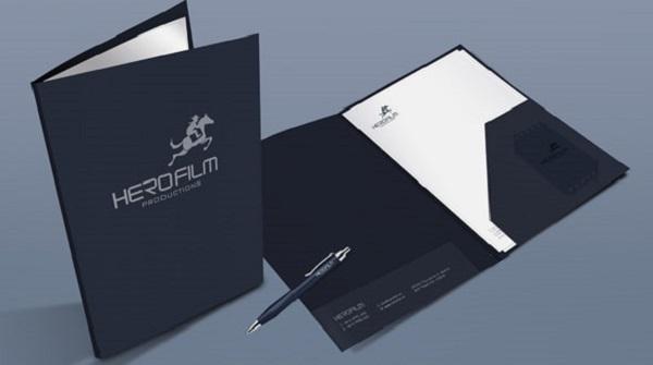 mẫu folder đẹp rẻ